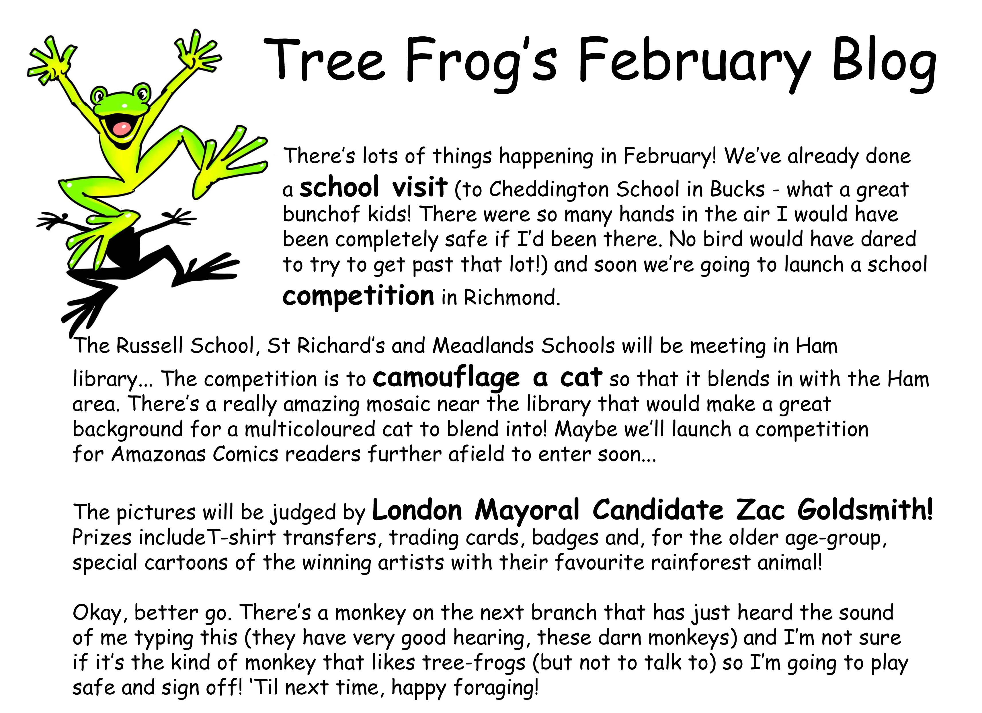 Blog Feb 2016