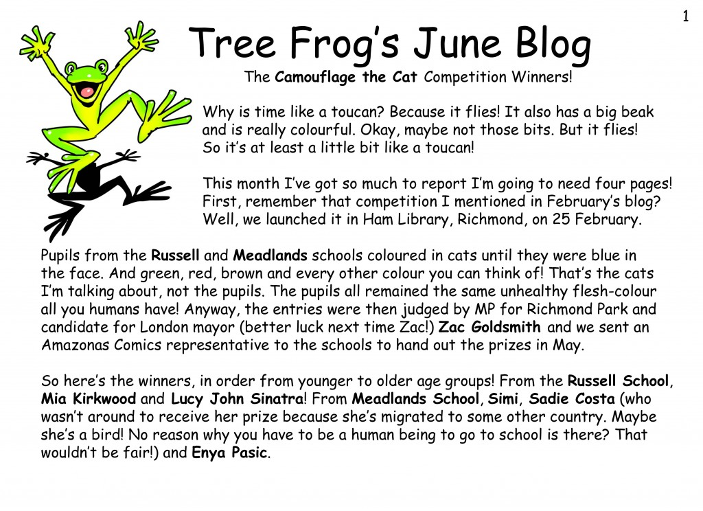 Blog June 2016 (p1, 2, 3 and 4)